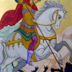 Icône de Saint George
