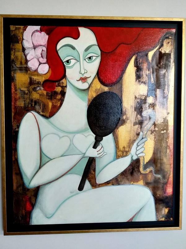 Lady Prudentia